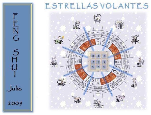 Estrellas Volantes Julio 2009