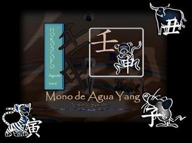 Horoscopo Chino Agosto 2009 Signos Rata Buey y Tigre