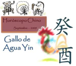 Horóscopo Chino Septiembre Signos Mono, Cabra y Caballo