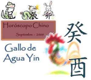 Horóscopo Chino Septiembre Signos Serpiente, Dragón y Conejo