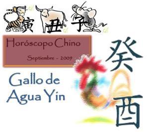 Horóscopo Chino Septiembre Signos Tigre, Buey y Rata