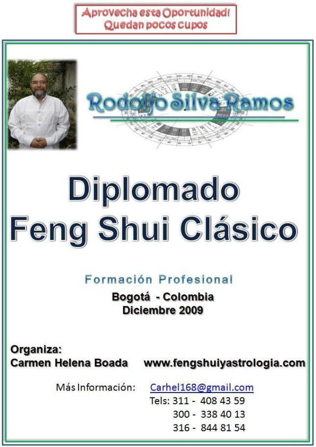 Diplomado Feng Shui Clásico
