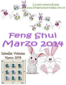 Feng Shui Marzo del 2014